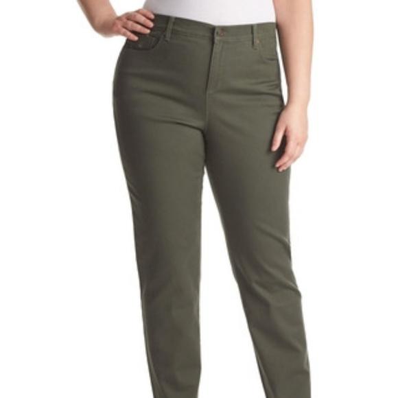 795552a21b387 Gloria Vanderbilt Denim - Gloria Vanderbilt Amanda Stretch Denim Jeans